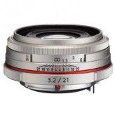 Pentax HD DA 21mm f/3.2 AL Zilver