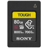 Sony 80GB CFexpress Type-A TOUGH Memory Card