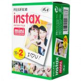 Fujifilm Instax Mini EU2 Colorfilm Glossy 10x2 pak