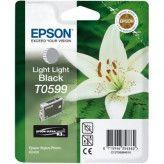 Epson T0599 Epson R2400 Licht Licht Zwart