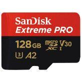 SanDisk MicroSDXC Extreme Pro 128GB 170mb + SD Adapter