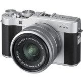 Fujifilm X-A5 Zilver + XC 15-45mm OIS PZ Zilver