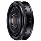 Sony Nex 20mm f/2.8