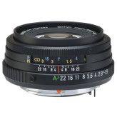 Pentax SMC FA 43mm f/1.9 Limited - Zwart
