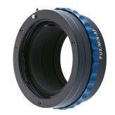 Novoflex Adapter Fuji X Pro camera naar Sony Alpha objectief