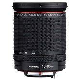 Pentax HD DA 16-85mm f/3.5-5.6 ED WR