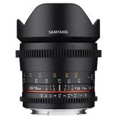 Samyang 16mm T2.6 ED AS UMC VDSLR Samsung NX