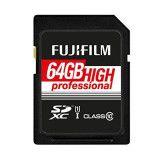 Fujifilm SDXC 64GB Pro C10 UHS-I R90/W60MB/s