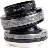 Lensbaby Composer pro II Nikon met Sweet 35