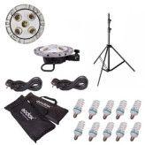 Godox TL 5 Holder Tricolor Light Kit