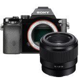 Sony A7 + FE 50mm