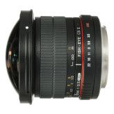 Samyang 8mm f/3.5 Fisheye UMC CS-II Olympus 4/3