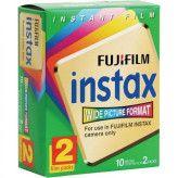 Fujifilm Instax Wide Colorfilm Glossy 10x2 pak