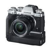 Fujifilm X-T3 Zilver + XF 18-55mm +  VG-XT3 Battery Grip