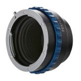 Novoflex Adapter Nikon naar Pentax Q