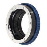 Novoflex Adapter M39 naar Nikon lens met Diafragma Controle RI (Leinik NT)