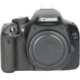 Tweedehands Canon EOS 550D Body CM4387