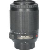 Tweedehands Nikon 55-200mm f/4.0-5.6 G AF-S DX VR IF-ED CM2948