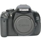 Tweedehands Canon Eos 600D Body CM4654