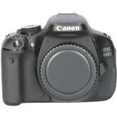 Tweedehands Canon Eos 600D Body CM4842