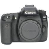 Tweedehands Canon EOS 80D Body CM5503