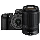Nikon Z50 +  DX 16-50mm + DX 50-250mm