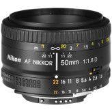 Nikon AF 50mm f/1.8D