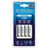 Eneloop Lader+ AAA Batterijen (4 stuks)