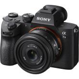 Sony A7 III + 40mm