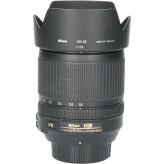 Tweedehands Nikon AF-S 18-105mm f/3.5-5.6G VR DX CM2370