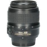 Tweedehands Nikon 18-55mm f/3.5-5.6 AFS DX ED II CM1049