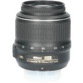 Tweedehands Nikon 18-55mm f/3.5-5.6 AF-S G DX VR CM2542