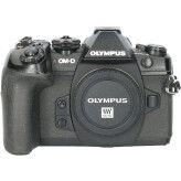Tweedehands Olympus E-M1 Mark II Body Zwart CM1052