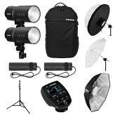 Profoto B10 Duo Kit Brendan de Clercq - Fujifilm Pro set