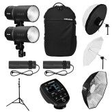 Profoto B10 Duo Kit Brendan de Clercq - Canon Pro set
