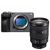 Sony FX3 + FE 24-105mm f/4.0G OSS