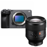Sony FX3 + FE 85mm f/1.4 GM