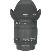 Tweedehands Sigma 17-70mm f/2.8-4.5 AF Dc Canon vatting CM2943