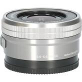 Tweedehands Sony 16-50mm f/3.5-5.6 Zilver CM5104
