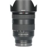 Tweedehands Sony 24-105mm f/4.0 G OSS FE-Mount CM5322