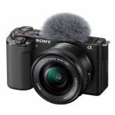 Sony ZV-E10 + E 16-50mm