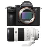 Sony A7 III + FE 70-200mm f/4.0G OSS