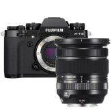 Fujifilm X-T3 Zwart + XF 16-80mm