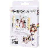 """Polaroid Zink papier 3,5x4,25"""" 20 sheets"""
