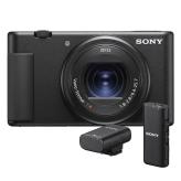 Sony ZV-1 + ECM-W2BT