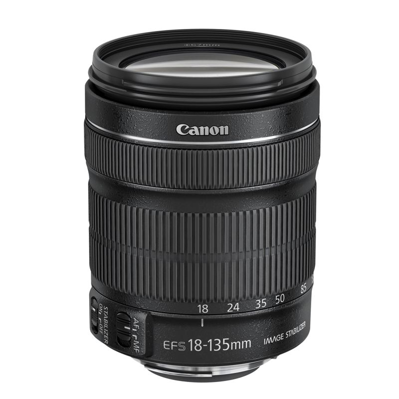 Canon EF-S 18-135mm f/3.5-5.6 IS STM Kitlens