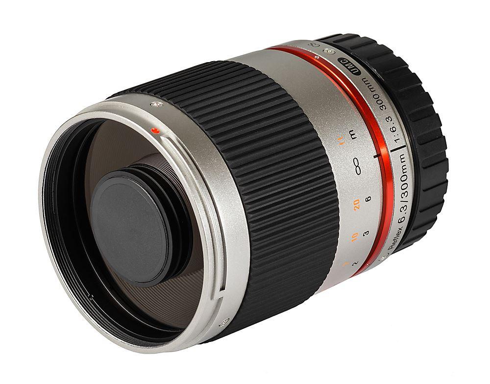 Samyang 300mm Reflex f/6.3 ED UMC CS Sony E - Zwart