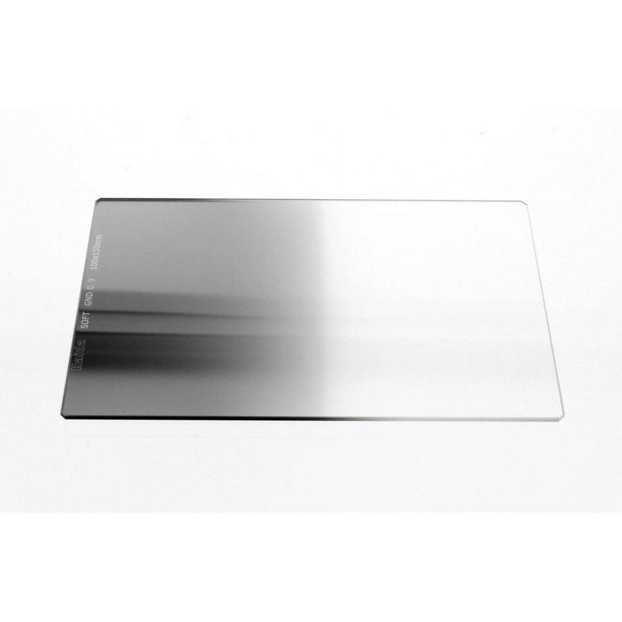 Haida PROII MC Zacht Grijsverloop ND 0.9 (12,5%) Optical Glass Filter 100x150mm