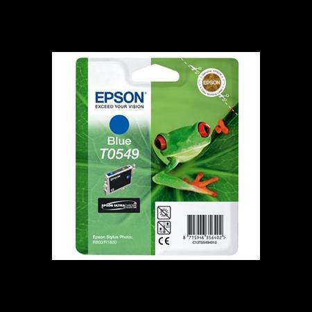 Epson T0549 Epson R800 Blauw