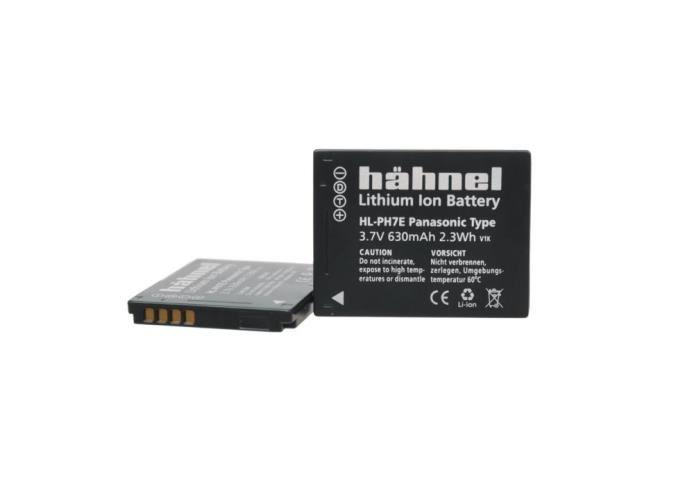 Hahnel Panasonic DMC-BCH7E accu / HL-PH7E